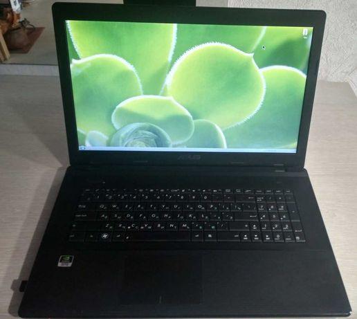 Ноутбук Asus X75VD 17.3 дюйма Intel Core i3-3110M NVIDIA GeForce 610M