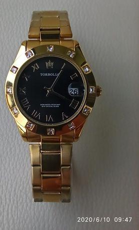 Nowy zegarek złoty Torbollo MK