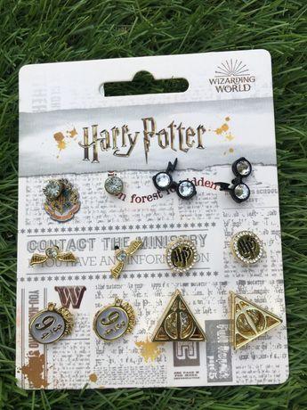 Lote 6 brincos Harry Potter - Novos - oferta portes