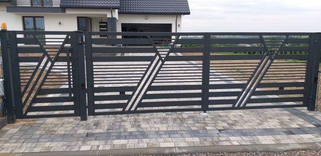 Ogrodzenia bramy balustrady kompleksowo