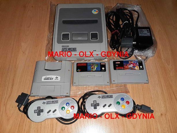 Super Nintendo - SNES - stan bardzo dobry