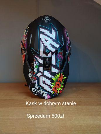 O'neal 3SRS kask motocrossowy