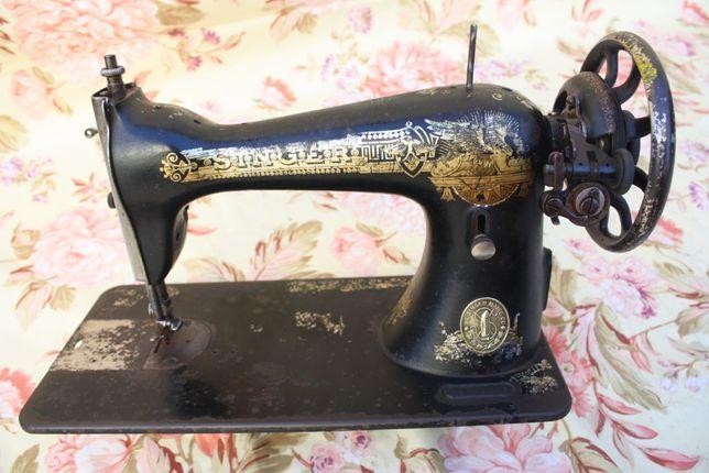 Cabeça de Máquina Singer de 1914