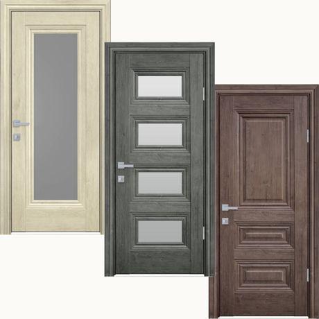 Межкомнатные двери от 600 гр