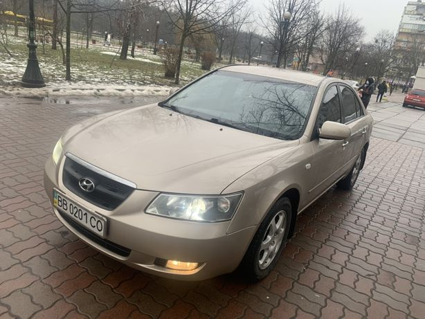 Hyndai Sonata 2.4