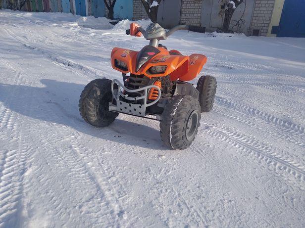 Квадроцикл детский электрический
