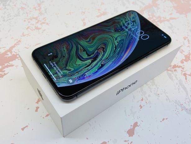 iPhone XS MAX 256GB SPACE GRAY •GW 12 msc•Darmowa wysyłka•FAKTURA