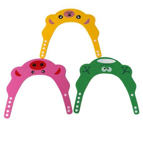 Регулируемый детский шапочка для душа для детей ясельного возраста