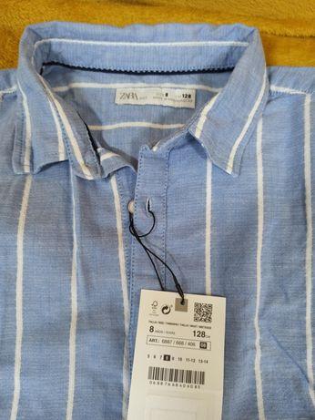 Camisa zara 128cm