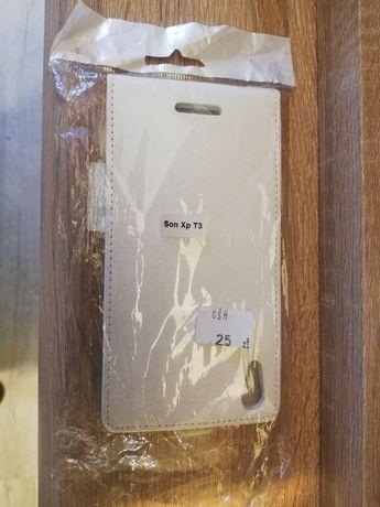 Etui  Sony Xp T3 białe  nowe