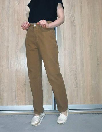 Плотные джинсы прямые Мом высокая посадка Lee Cooper Levis Wrangler
