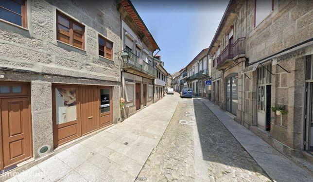 Prédio para restauro no Centro de Guimarães