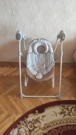 Дитяче крісло качалка колибель Carello Nanny CRL-0005