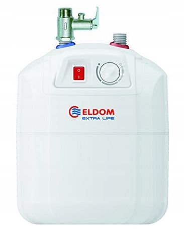 Pojemnościowy podgrzewacz wody Eldom 72324PMP 7L