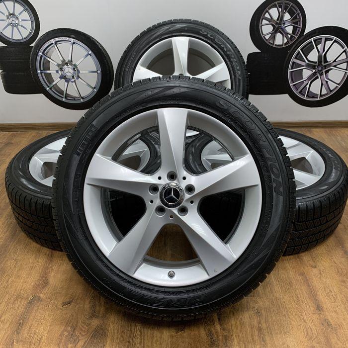 Оригинальные диски Mercedes ML, GLE W166 5х112 R19! А1664010202 Ужгород - изображение 1
