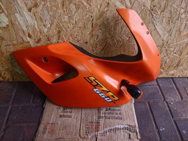 Boczek Bok Owiewka Prawa Yamaha SZR660 Belgarda