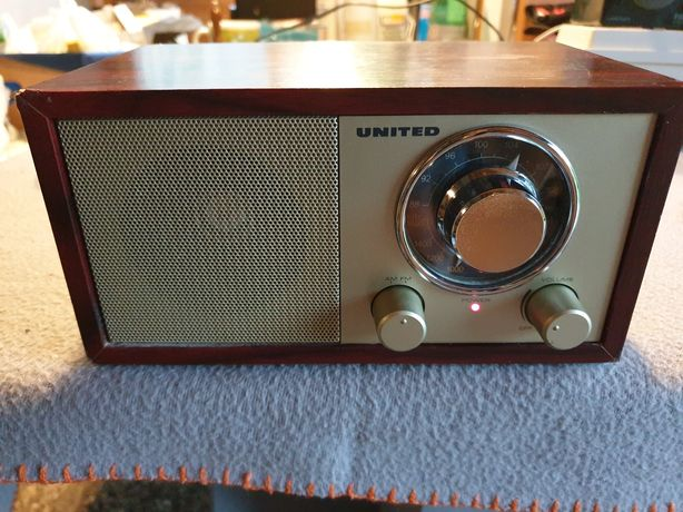 UNITED ACR 5403 radio tranzystorowe.