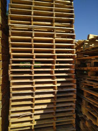 Sprzedam palety drewniane 95x115