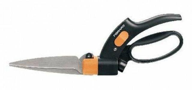 Ножницы для травы Fiskars GS42 (1000589)