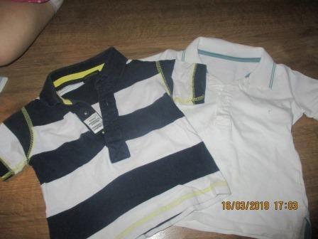 bluzki polo bluzka polo + spodnie czerwone