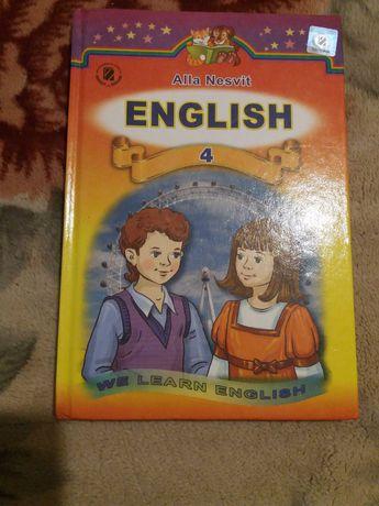 Учебник анг.языка для  4 класса