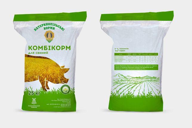 Комбікорм для свиней (СК-1 свиноматка супоросна)