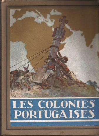 História das Colónias Portuguesas em Francês