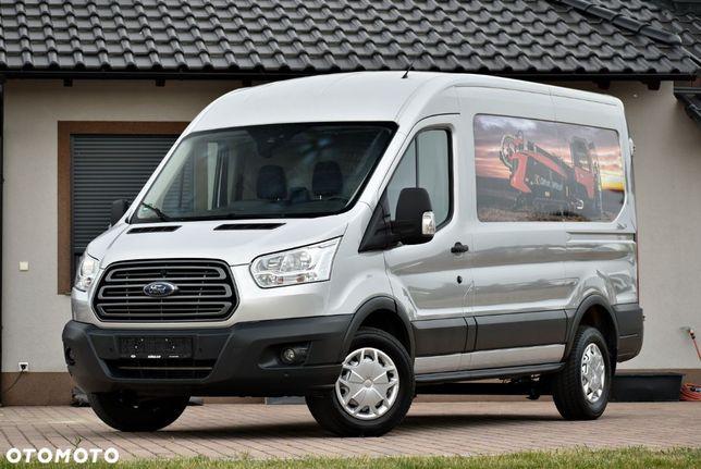 Ford Transit  Kamera Klima Czujniki Parkowania Tempomat