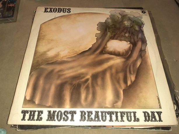 Exodus The most beautiful day - lp. EX