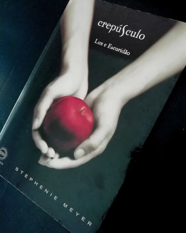 Vendo - Livro Crepúsculo