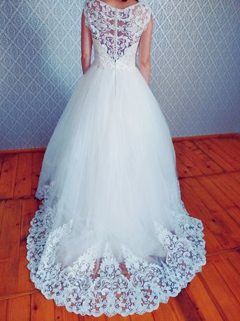 Плаття весільне платье свадебное