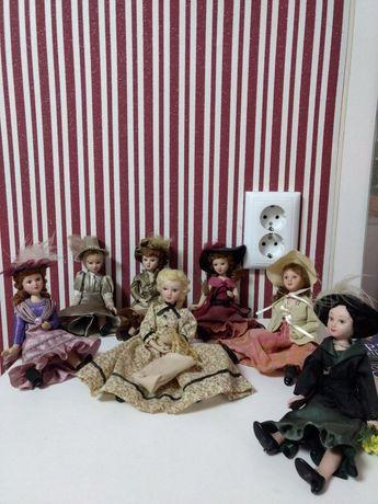 Порцелянові, форфорові ляльки