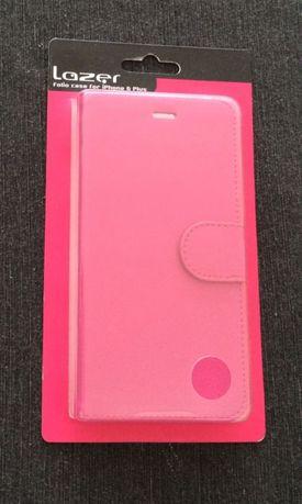 Estojo iPhone 6 Plus Rosa - portes incluídos