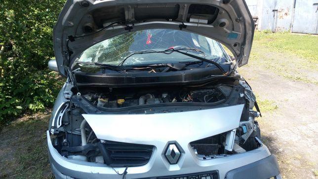 Renault scenic Il lift  2009 czesci mechaniczne