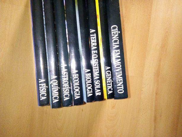 Enciclopédia Ciência Circulo de Leitores