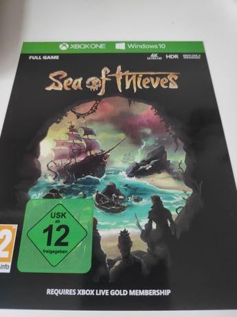 Sea of thieves Xbox One S wersja cyfrowa kod