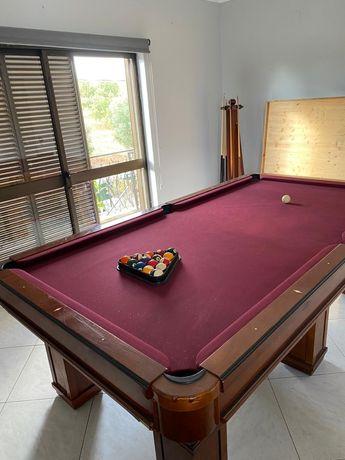 Snooker- Mesa Bilhar