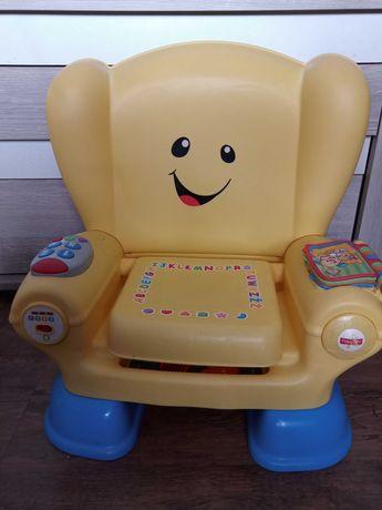 Krzesełko uczydełko Fischer Price