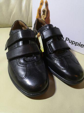 Кожаные туфли Hush Puppies 39-40 Оригинал