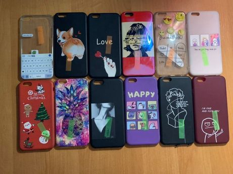Чехли на Iphone 6 s +