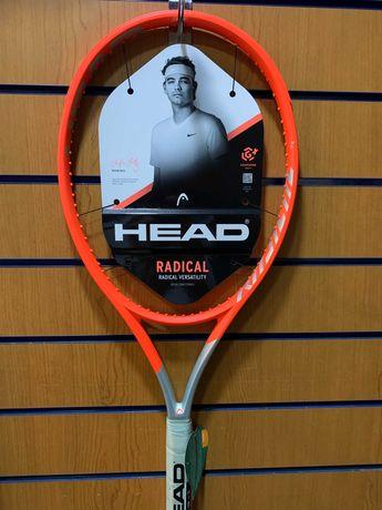 Теннисная ракетка Head Radical Lite 2021 (260 грамм)