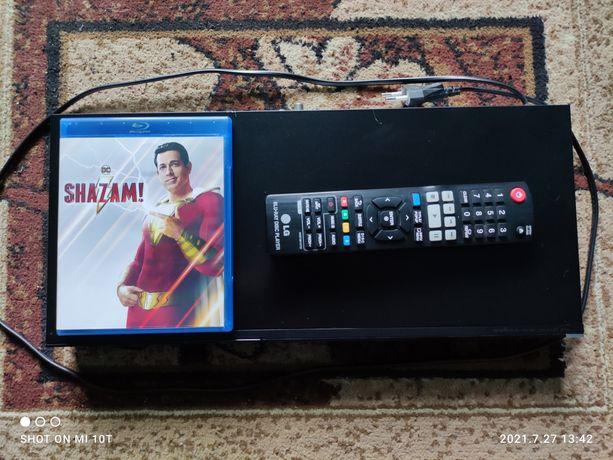 Odtwarzacz blu-ray LG bp420 3D plus film gratis
