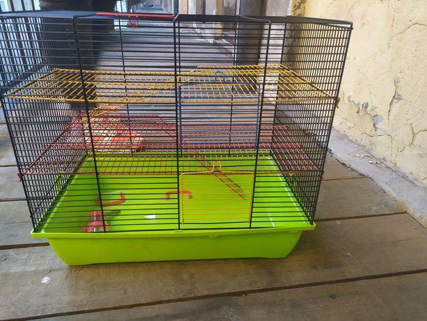 Klatka dla szczura ewntualnie dla syryjskiego chomika