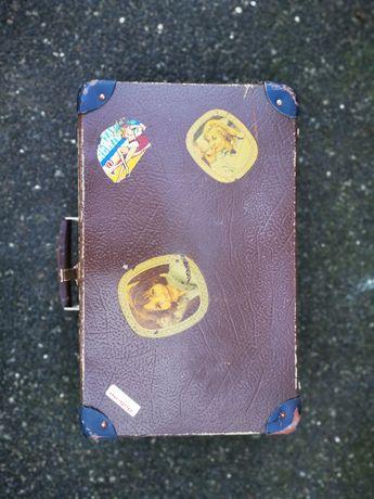 Stara walizka BALTONA PL