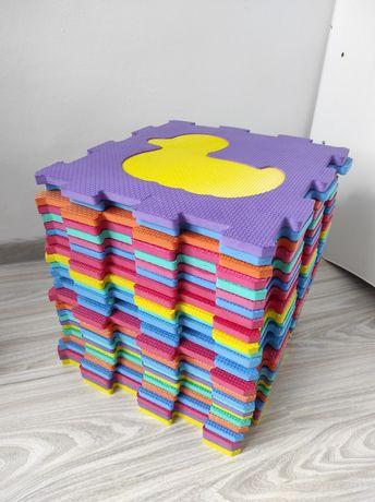 Puzzle piankowe 27 sztuk