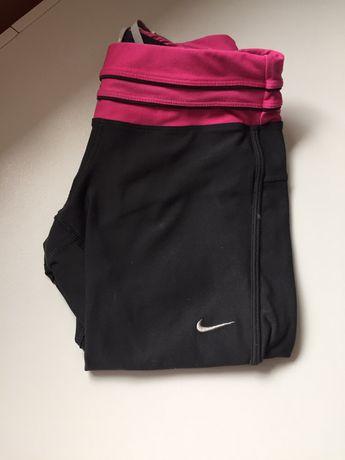 Nike spodnie do biegania