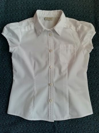 Блузка,рубашка 134 р.