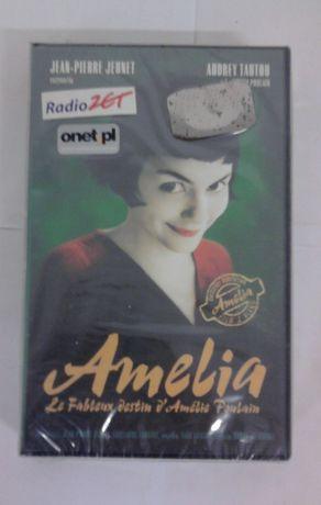 Amelia VHS film w oryginalnej folii RARYTAS