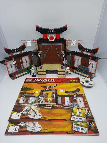 Lego 2504 Ninjago Sala treningowa