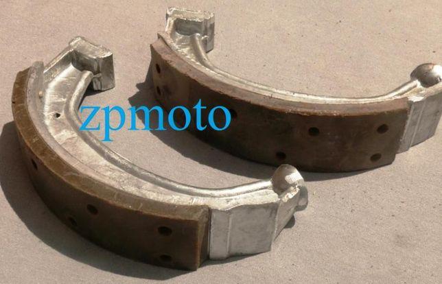 Тормозные колодки Днепр Мт К-750 Касик Урал М-72 2 шт. Пр-во: Украина